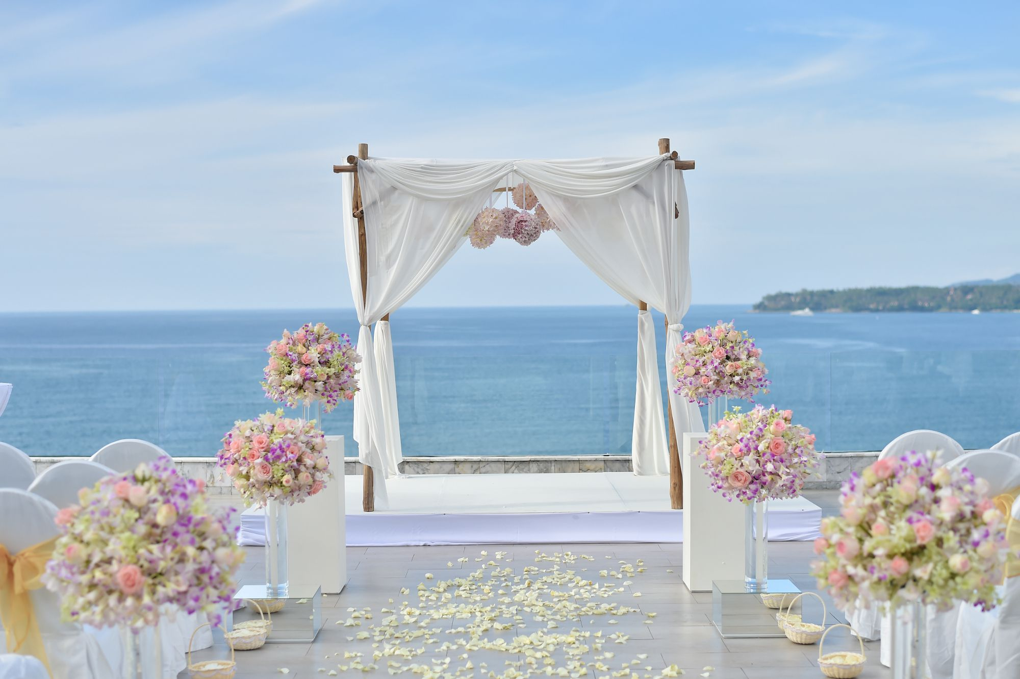 Wedding Destination - Matimonio in Spiaggia